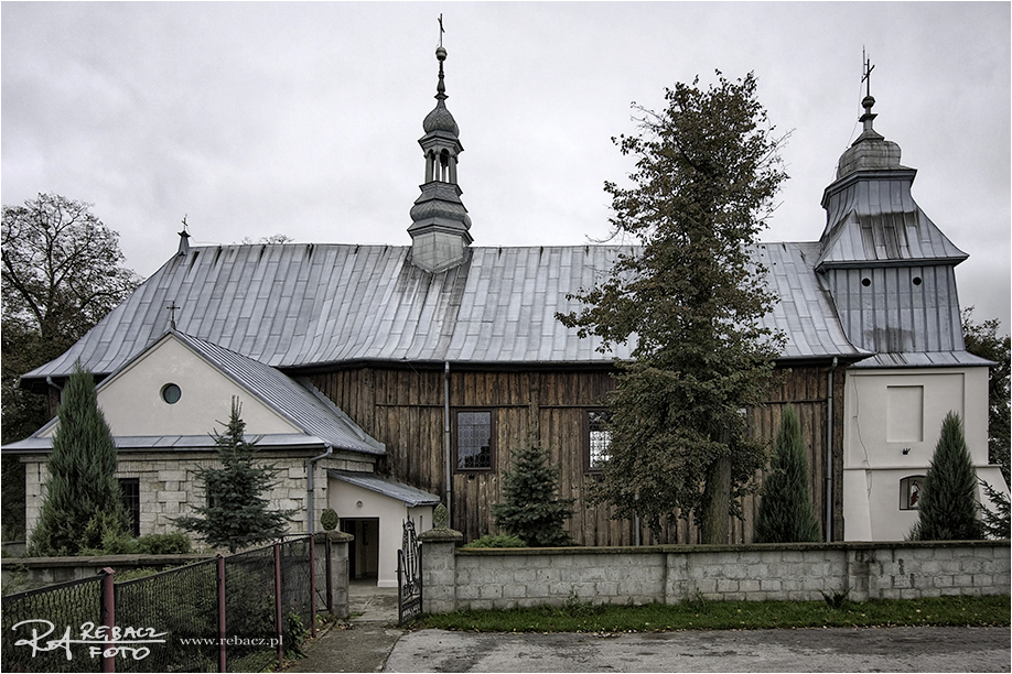 Kościół w Świniarach