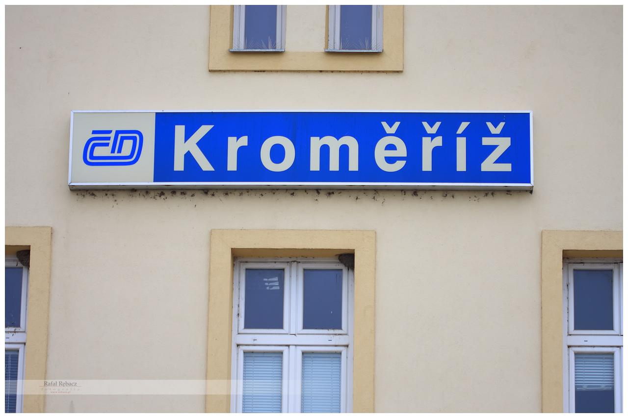 Kromieryż – Kroměříž klimatyczne czeskie masteczko