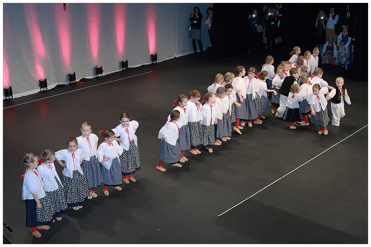 Krakowiak 2015 – maluchy