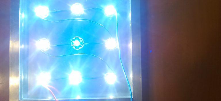 Belka na Power LED do krewetkarium
