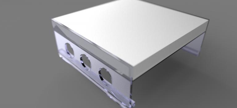 Belka power LED do krewetkarium – projekty